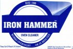 IH5 ea Iron Hammer -One 5 Gallon Pail